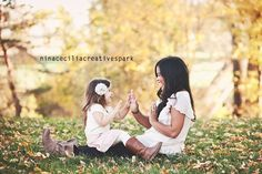 mommy & me - Click image to find more Photography Pinterest pins