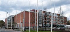 The building was designed by arcihtects Esa Malmivaara and Raimo Savolainen and completed in Modern City, Science And Technology, The Locals, Natural Beauty, Centre, Multi Story Building, Island, Music, Nature