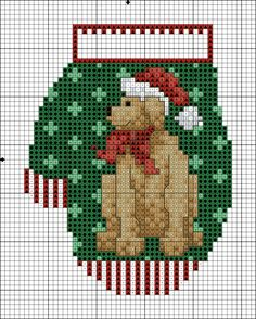 Cat Cross Stitches, Counted Cross Stitch Patterns, Cross Stitch Designs, Cross Stitching, Cross Stitch Embroidery, Cross Stitch Christmas Ornaments, Xmas Cross Stitch, Cross Stitch Cards, Christmas Cross