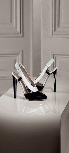 Black & White @}-,-;—