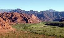 Valles Calchaquíes.