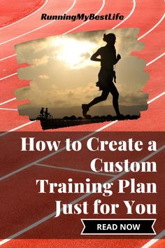 Do you want a personalized, custom training plan but aren't ready to pay a coach? This is the step-by-step process to customizing your plan. Marathon Training For Beginners, Half Marathon Training Plan, Running For Beginners, Race Training, Running Training, Training Equipment, Speed Workout, Hard Workout, Running Plan