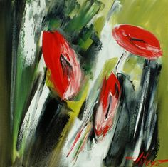 Envolee Interieure, 20x20, original by Vilcaz. Available at The Westport River Gallery. http://www.westportrivergallery.com/vilcaz-corrine-french-expressionist.html