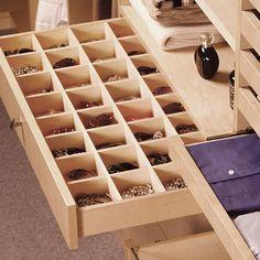 Home Decoration Cheap Ideas Small Parts Storage, Built In Storage, Tool Storage, Garage Storage, Storage Units, Workshop Storage, Workshop Organization, Garage Workshop, Wood Jig