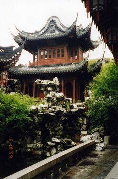 Yuyuan Gardens - Shanghai, China