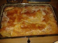 Apple Tart Recipe, Apple Cake Recipes, Tart Recipes, Sweet Recipes, Baking Recipes, Dessert Recipes, Apple Tarts, Lemon Tarts, Oven Recipes