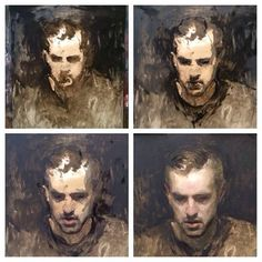 sean cheetham Portrait Sketches, Portrait Art, Painting Process, Figure Painting, Cool Paintings, Beautiful Paintings, Rembrandt Portrait, Traditional Paintings, Art For Art Sake