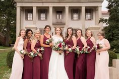 Bride | Bridesmaids | Bridal Party | Belle Meade Plantation