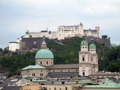 Dreaming spires, green hills and romantic gardens - the city′s attractions are loved by millions of visitors from all over the World hungry for Salzburg sightseeing. With a tourist-per-capita ratio higher than Venice or Florence, the city is among the busiest places of Europe all year round.