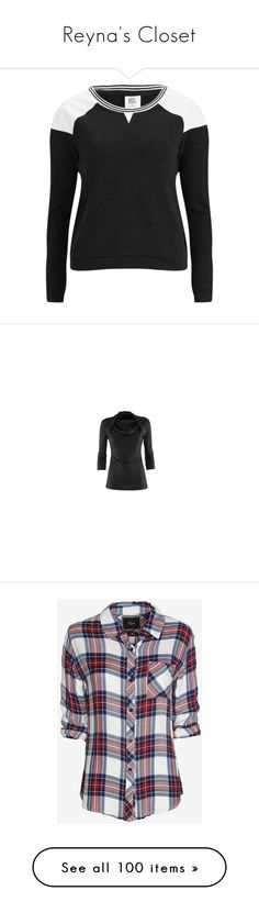 """Reyna's Closet"" by swimchick37 ❤ liked on Polyvore featuring tops, hoodies, sweatshirts, black, raglan sleeve top, crew neck top, crew-neck sweatshirts, vero moda, vero moda tops and t-shirts"