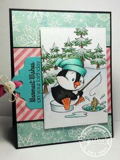 Warmest Wishes, scrapgirl1210, stamp from Sugar Pea Designs