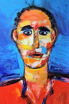 """Dagmar Reymer """"Faces"""", 2017"""