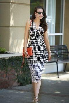 "Wrap Diane Von Furstenberg Dresses | ""DvF Mini Shannon Dress"" by ..."