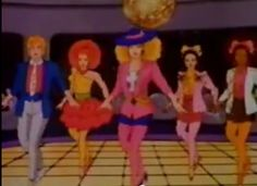 Barbie and The Rockers Out Of This World (1987)
