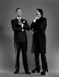 Style Icon X Marilyn Manson