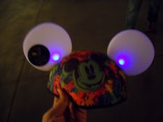 Babes in Disneyland: Glow With The Show Mouse Ears Giveaway!