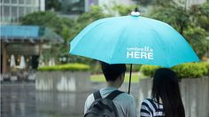 Üsküdar'a Gider İken, Kim Benimle Şemsiyesini Paylaşır?
