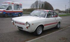 Fiat Abarth OT 1000 coupé