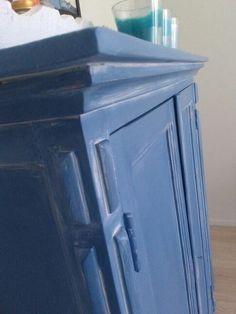 Annie Sloan greek blue