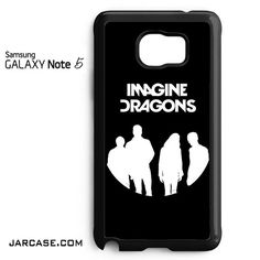 Imagine Dragons Band Phone case for samsung galaxy note 5 and another devices