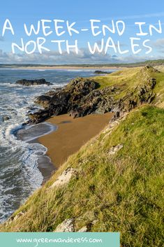 Looking for a weekend get-away? Why not take a road trip to North Wales? It's perfect to reconnect with nature. From Anglesey to Snowdonia, there is plenty to see and do. Here is how to spend a weekend in North Wales with a hike up Snowdon. Cornwall England, Yorkshire England, Yorkshire Dales, Snowdonia, Anglesey, Skye Scotland, Highlands Scotland, Slow Travel, European Destination