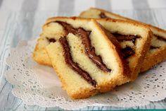 Nutella+Pound+Cake