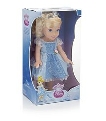 Disney# My First Princess Cinderella Doll