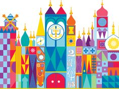 "50th Anniversary of 'It's a Small World"" Ride"