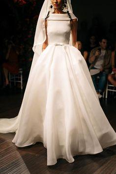 view #3 - Naeem Khan Bridal Fall 2016 / Wedding Style Inspiration / LANE