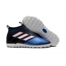 sale retailer ebc21 9610c Comprar Adidas ACE Tango 17+ Purecontrol TF Botas De Futbol Blau Schwarz  Weiß Sala