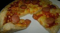 Pizza da crociera