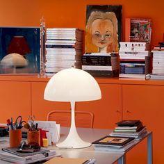 #lampe #lampadaire #vernerpanton #panthella #lampedesign #deco