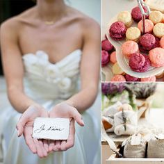 Add Chic French Details to Your Big Day