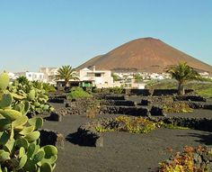 Place: Yaiza, Lanzarote / Canary Islands, Spain. Photo by: Bert Kaufmann (flickr):