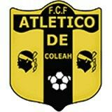 Atletico De Coleah Guinea Soccer Logo, Football Soccer, Fifa, Badge, Soccer World, Guinea Bissau, Sport, Logos, Team Logo