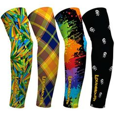 LoudMouth Arm Sleeve Sets (Pack of 4)