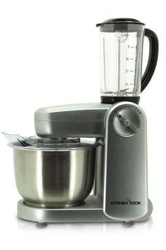 Robot patissier Kitchen Cook MIXMASTER V2 SILVER EDITION LIMIT