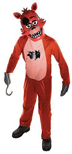 Rubie's Costume Kids Five Nights at Freddy's Foxy Costume, Medium -- More details @