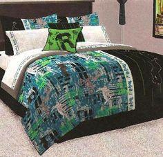 Teen Boy Comforter Sets Bed in a Bag