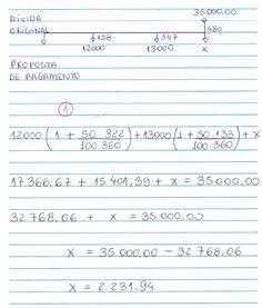 Matemática Financeira: Resolução 0155