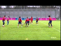 Rondos ('meinhos'). Progresión compleja. Simeone, Ancelotti, Guardiola, Luis Enrique
