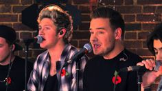 One Direction - Night Changes Acoutsic----This is so beautiful :) I could listen to it forever