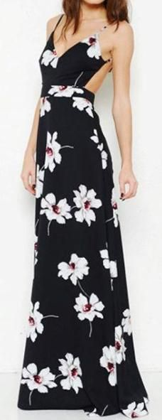 Ritual Lily Maxi Dress as seen on Lauren Bushnell