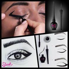 Dip, Eyeliner, Halloween Face Makeup, Campaign, Hair Beauty, Vanity, Make Up, Content, Eyes