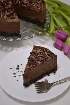 Something Sweet, Cheesecakes, Mousse, Biscuits, Sweet Treats, Food And Drink, Sweets, Chocolate, Cooking