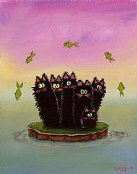 cynthia schmidt cranky cats | Cynthia Schmidt