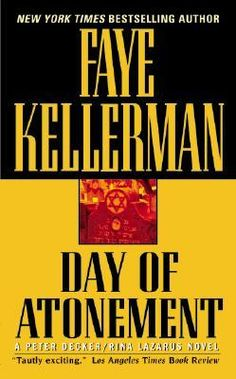 (#79) Day of Atonement - Faye Kellerman ★★★★☆ // Peter Decker/Rina Lazarus #4