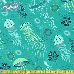 Into The Deep Tropical - show me everything - By theme - FABRIC