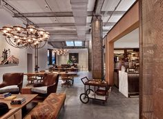 NeueHouse (New York, 2013) / Rockwell Group