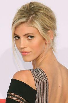 Blonde ambition Devon Windsor   - HarpersBAZAAR.com